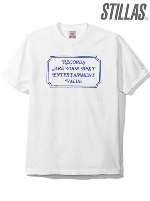 Stillas x Test Pressing [Best Entertainment] T-Shirt