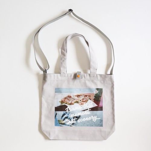 FTMTS TOTE BAG (PIZZA)