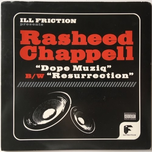 Rasheed Chappell ‎– Dope Muziq / Resurrection