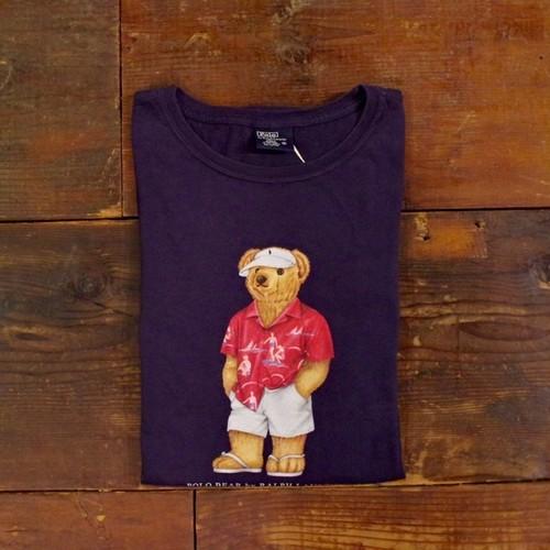 Polo Ralph Lauren / Polo Bear Tee / ラルフ ポロベアー Tシャツ XL
