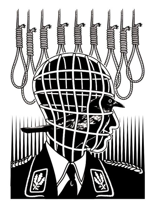 The Villains タイプN Tシャツ ドルマンドロップショルダー