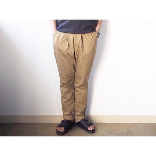 orslow(オアスロウ) 『BILLY JEAN』 Taperd Chino Pants
