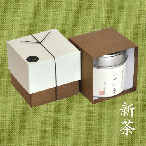 【新茶】八十八夜の茶 小缶1本箱