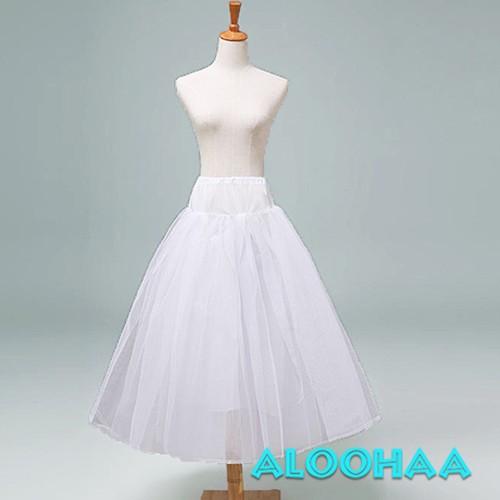 ドレス用パニエ 80cm丈 #60-021WH-8-CT