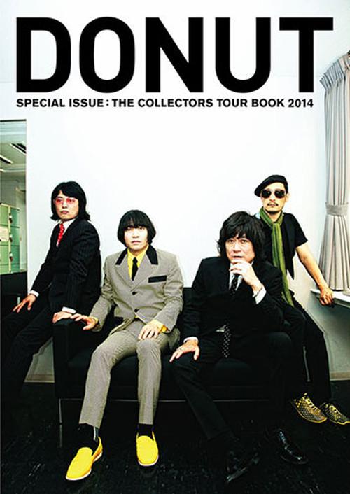 DONUT コレクターズ・ツアーブック2014