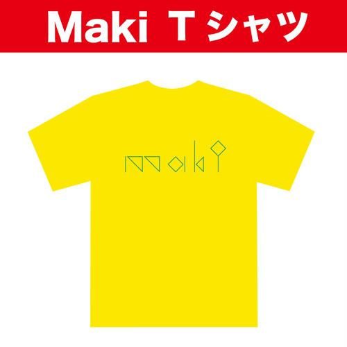 Maki Tシャツ