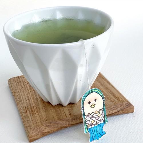 アマビエ新茶