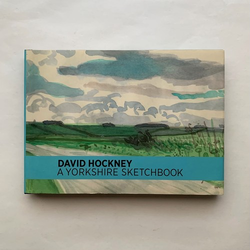 David Hockney a Yorkshire Sketchbook / デイヴィット・ホックニー