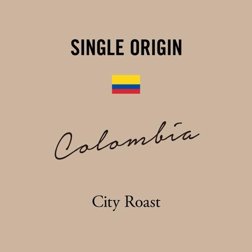 コロンビア|中深煎り −City Roast−|200g