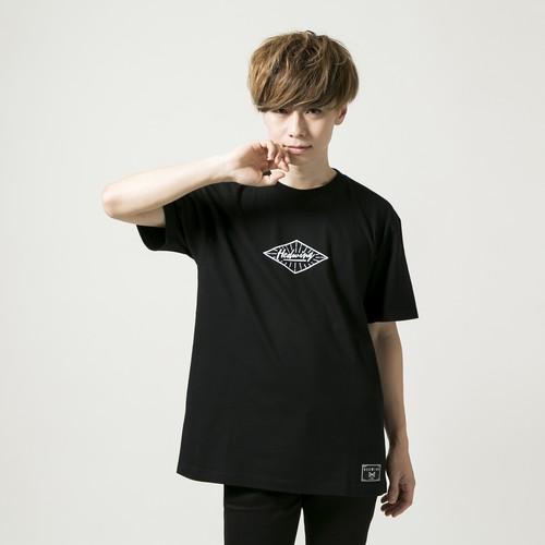Emblem T-shirt Black
