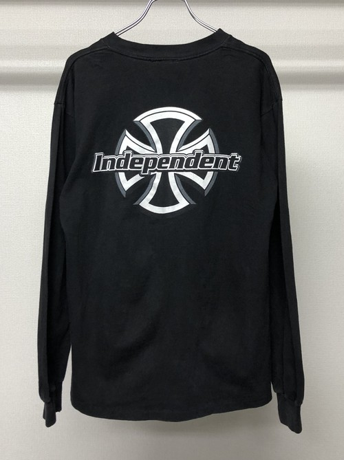 1990s INDEPENDENT L/S T-SHIRT