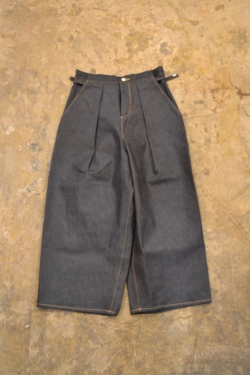 Aquvii / control wide pants