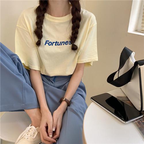 フロントロゴTシャツ RD5659