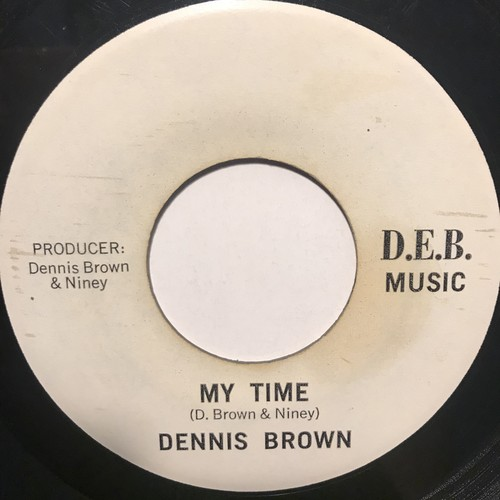 Dennis Brown - My Time【7-10857】