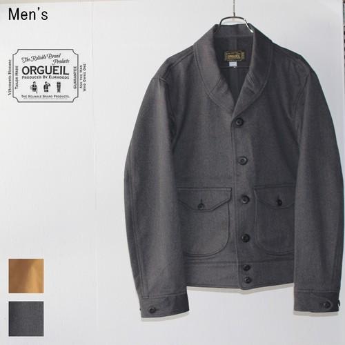 【ラスト1点】 ORGUEIL コサックジャケット COSSACK JACKET  OR-4068B (BLACK)