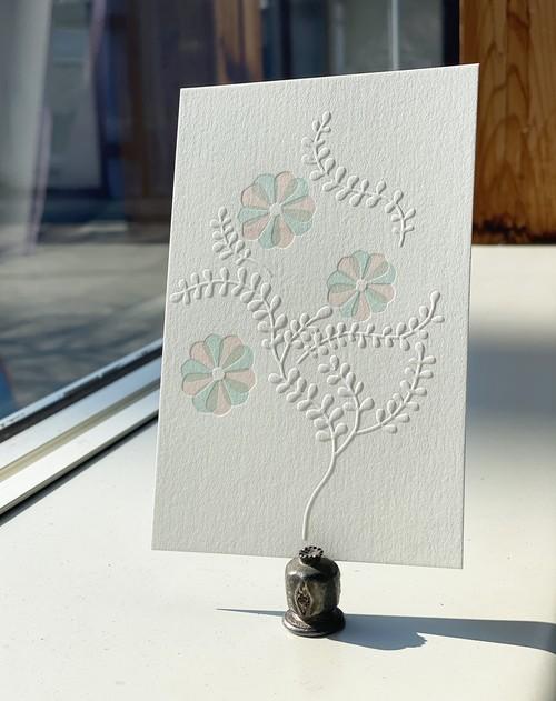 ポストカード/Flower