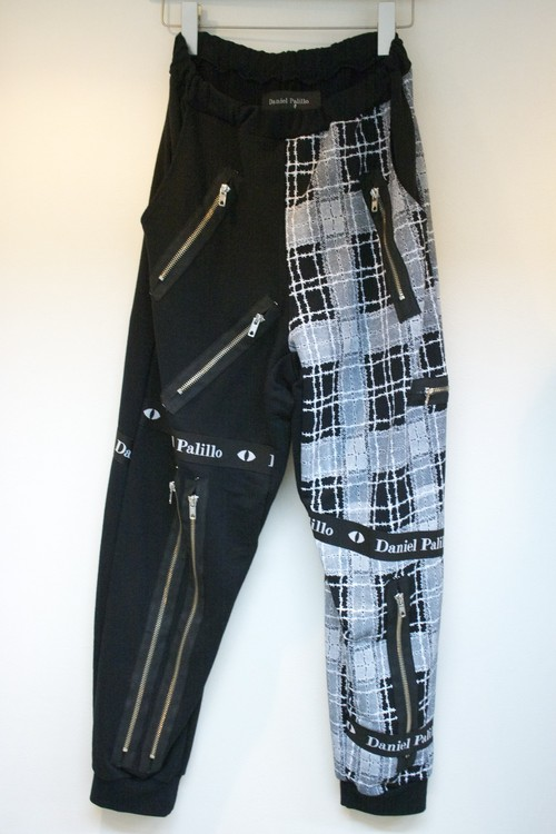 Daniel Palillo PUNK PANTS パンク パンツ / BLACK
