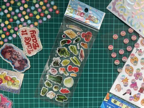 野菜sticker