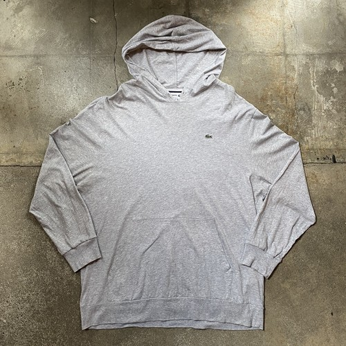 00s LACOSTE Hoodie T-shirt