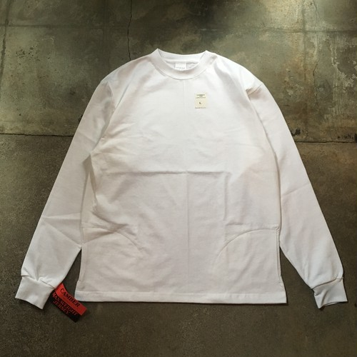 CAMBER MAX WEIGHT 8oz L/S T-SHIRT #305 / custom made