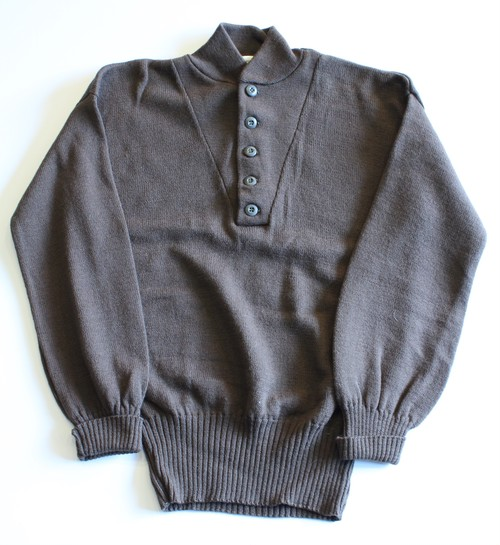 1980's Vintage Military Knit sweater