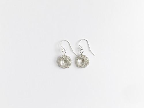 Yularice Bijoux pierced earring M Silver