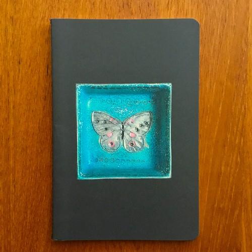 ルート・ブリュック ノートブック Buterflies