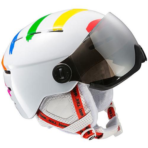 ロシニョール ヘルメット VISOR WOMEN (JCC) RKHH403