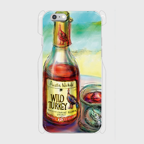 WILD TURKEY iphone6/6sスマフォケース