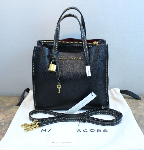 .MARC JACOBS LEATHER 2WAY SHOULDER BAG/マークジェイコブスレザー2wayショルダーバッグ 2000000035635