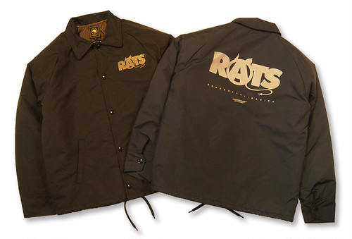 RATS×WTAPS×UNDERCOVER - ANARCHY COACH JKT