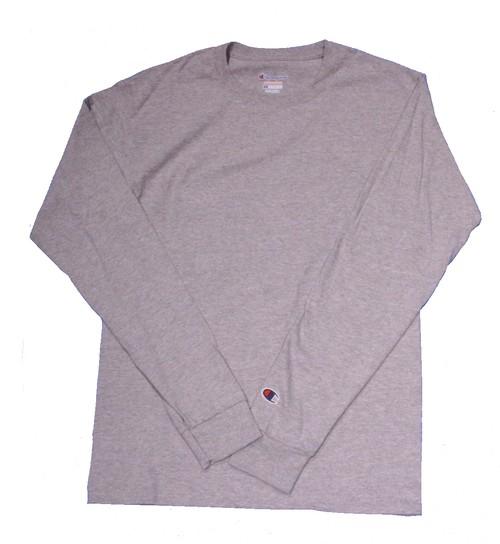 CHAMPION L/S T-Shirt  GRAY