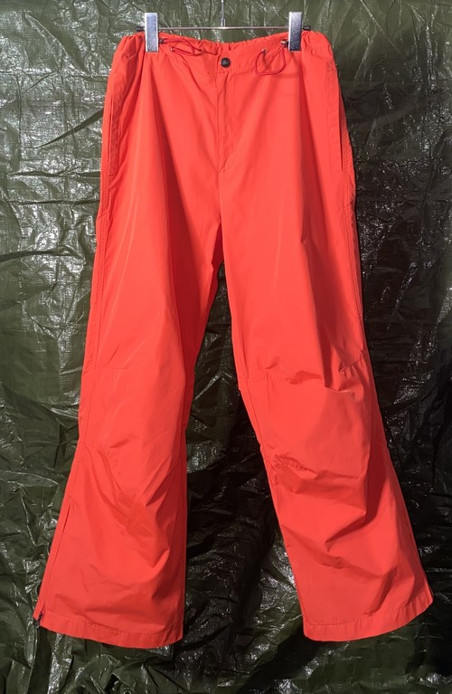 AW1999 GUCCI BY TOM FORD KNEE DARTS TROUSERS