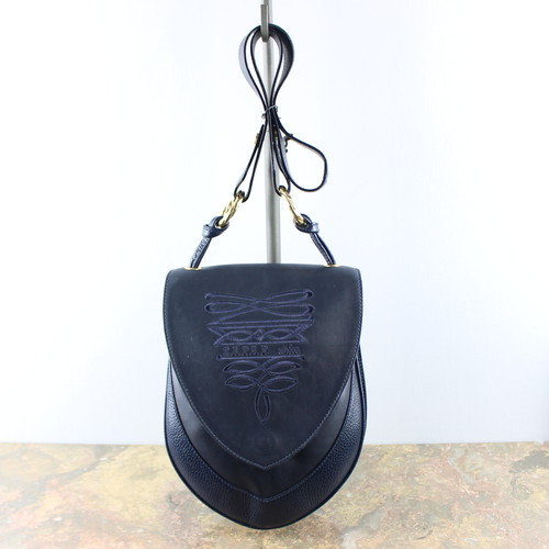 .SAPAF EMBROIDERY LEATHER SHOULDER BAG MADE IN ITALY/サパフ刺繍レザーショルダーバッグ 2000000036427