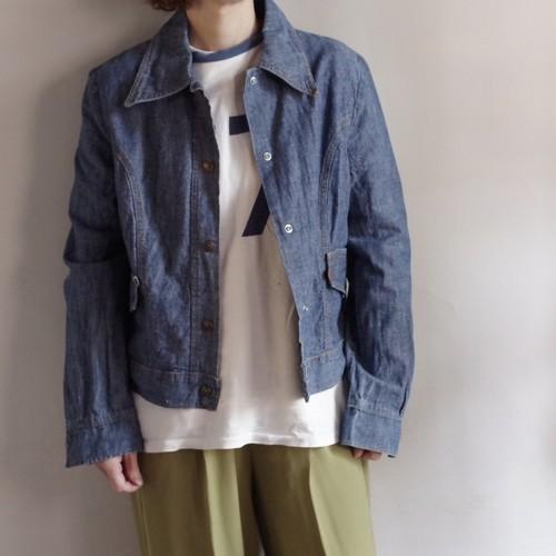 Levi's Denim Jacket #2 / 70's リーバイス レディースライン デニム ジャケット