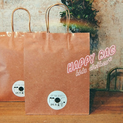 HAPPY BAG(送料込)* kids clothes 90cm