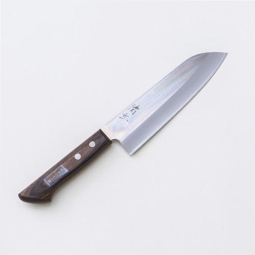【ハイス鋼包丁】三徳型 170mm