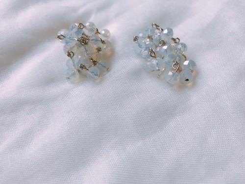 Glass drops《Opal glass》