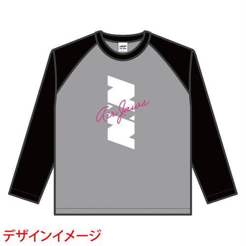 N/N ラグラン7分Tシャツ(AIR JAWS)