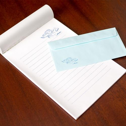 封筒付便箋