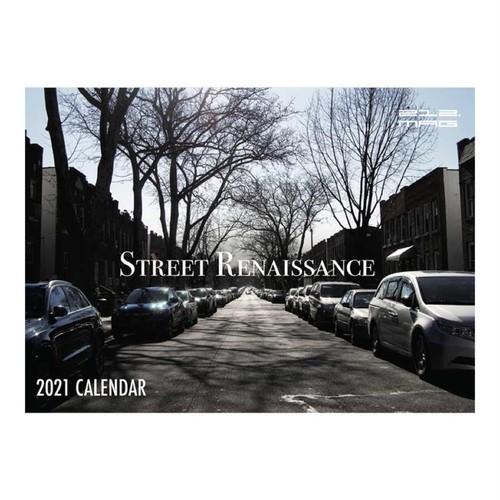 212 MAG / STREET RENAISSANCE - 2021 CALENDAR -