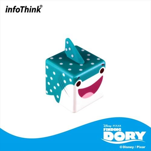 InfoThink USBメモリ Disney ファインディング・ドリー USBフラッシュドライブ 16GB ディスティニー IT-USB-100(QBDestiny)16GB