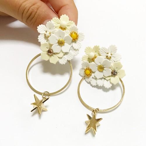 (閲覧用)2way幸せのお花畑♡ホワイトゴージャス