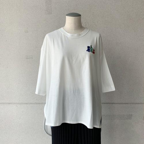 【bedsidedrama】Ideal Tee(デッドアニマルズ)/bsd21SS-31C