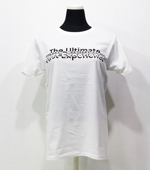 The Ultimate First Experience記念ロゴTシャツ【unisex】
