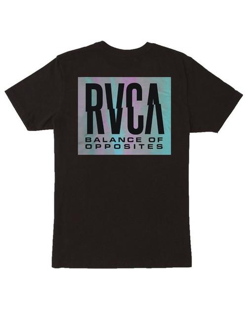 RVCA メンズ HAZED SS Tシャツ
