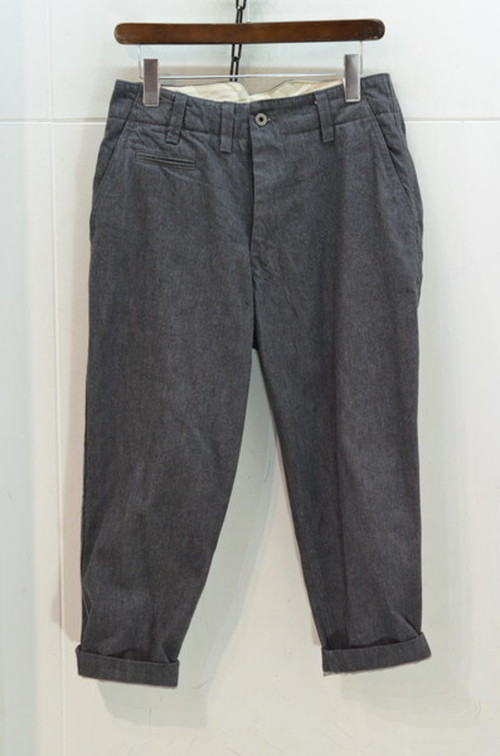 MOUNTAIN RESEARCH PEGTOP クロップドパンツ