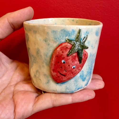 Koyomi Yanagimoto crazy strawberry pot