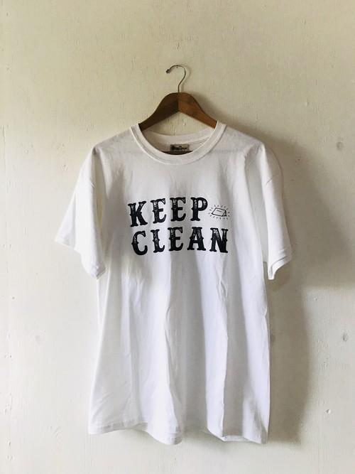 KEEP CLEAN T-shirts