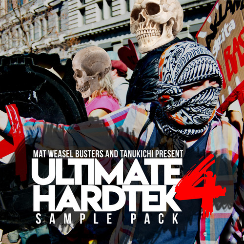 The Ultimate Hardtek Samples 4